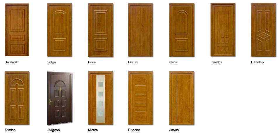 Paneles de Puerta Serie UNO
